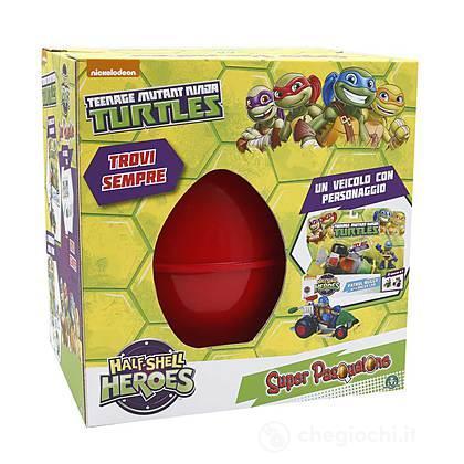 Pasqualone tartarughe ninja tv e cinema giochi for Contenitore per tartarughe