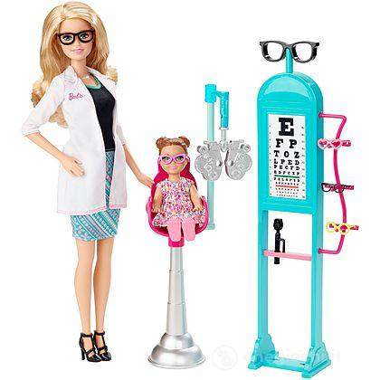 Barbie oculista - Barbie I Can Be! Playset (CMF42)