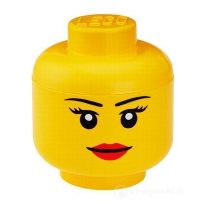 Scatola testa donna s mobili e arredamento lego for Mobili harry potter