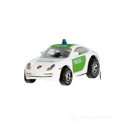 Porsche 911 Polizia retrocarica