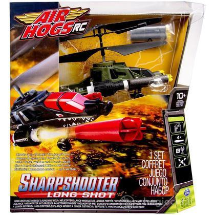 AIR HOGS - SharpShooter Long Shot