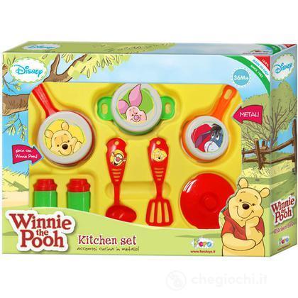Set tegami in metallo Winnie the Pooh (5314)