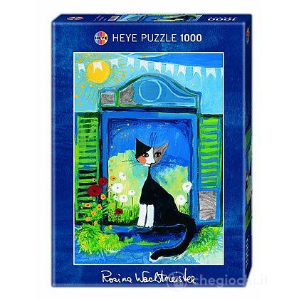 Puzzle 1000 Pezzi - Finestra