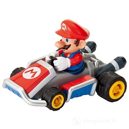 Veicolo retrocarica Mario Kart 8 - Mario
