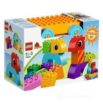 Tira e gioca - Lego Duplo Mattoncini (10554)