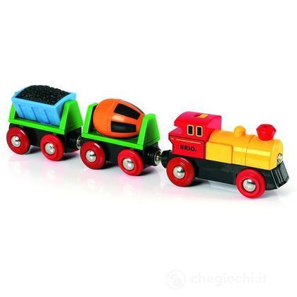 Treno Con Vagoni Basculanti (4433319)
