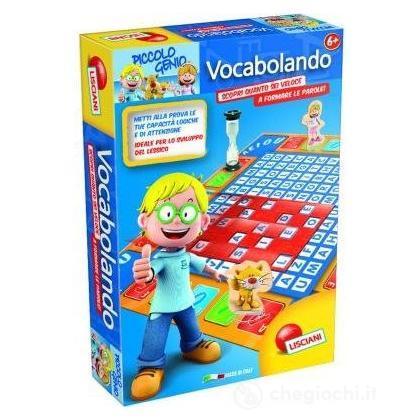 Piccolo Genio Vocabolando Pocket (43194)