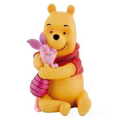 Winnie Pooh: Winnie con Pimpi (12320)