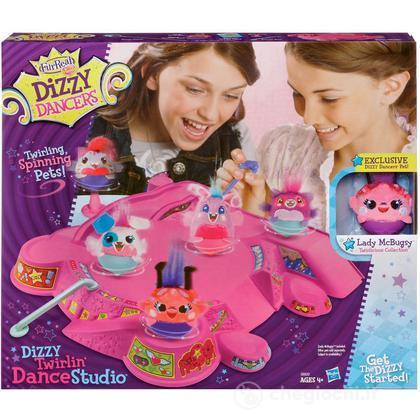 Dizzy Dancers studio