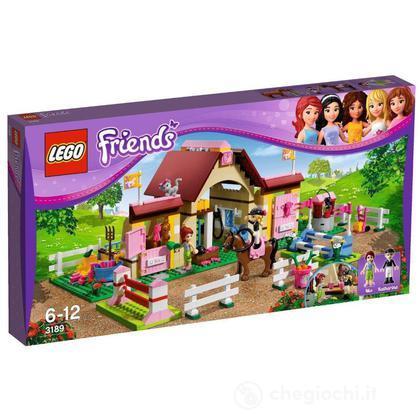 La scuderia di Heartlake - Lego Friends (3189)