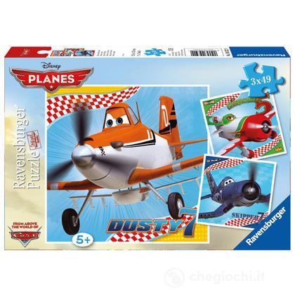 Disney Planes puzzle 3x49 (09322)