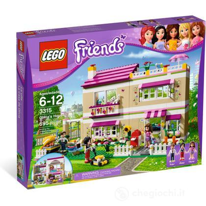 LEGO Friends - La Villetta di Olivia (3315)