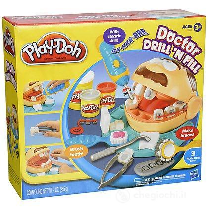 Il dentista Dr. Trapanino Play-Doh