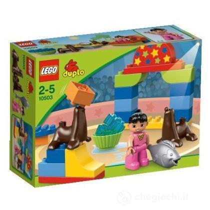 Spettacolo al circo - Lego Duplo (10503)