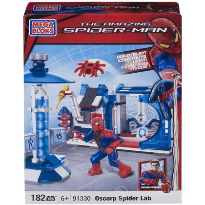 Spider-Man Laboratorio Oscorp (1699)