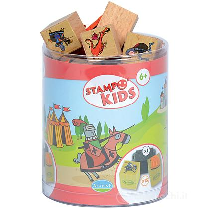Stampo Kids - I Cavalieri