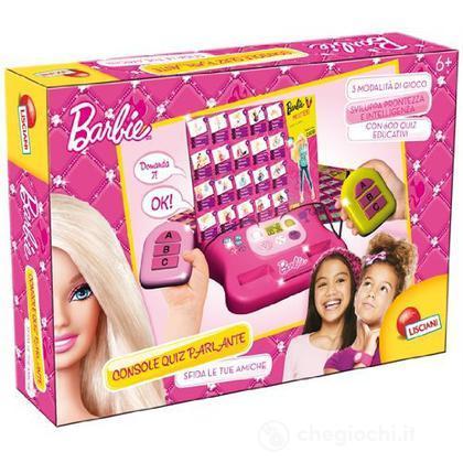 Barbie Console Quiz Parlante (43323)