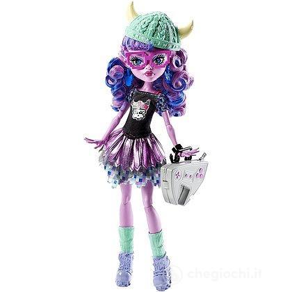 Kjersti Trollsonn Monster High Erasmus da Paura (CJC62)