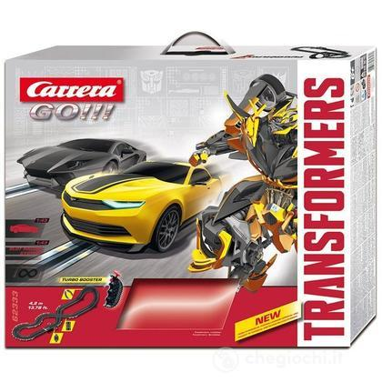 Pista Carrera GO Transformers (623330)