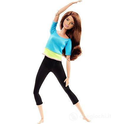 Barbie Snodata blu (DJY08)