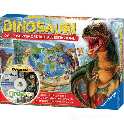 Il Mondo dei Dinosauri + CD