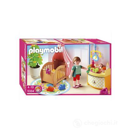 Cameretta bebè Playmobil (5334)