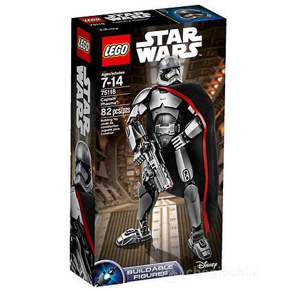 Captain Phasma - Lego Star Wars (75118)