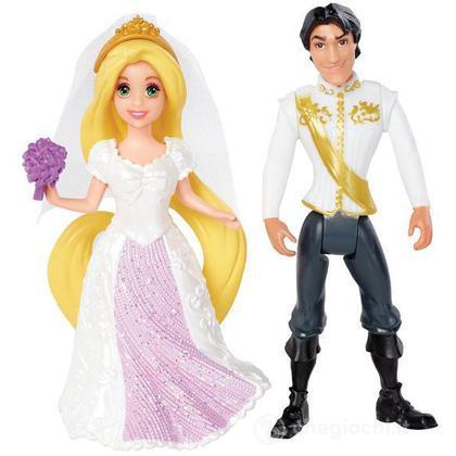 Rapunzel - Coppie da Sogno Small Doll (BDJ70)