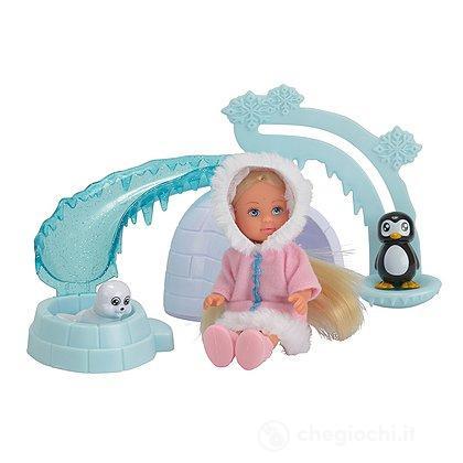 Evi Love con Igloo e gli amici polari (105732339)