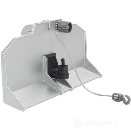 Verricello posteriore con protezione (03340)