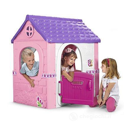 Pink Fantasy House Casetta rosa