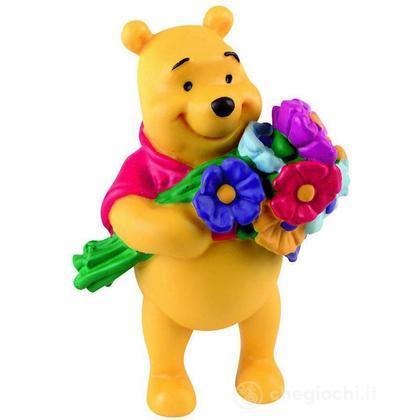 Winnie The Pooh: Winnie The Pooh con fiori (12342)
