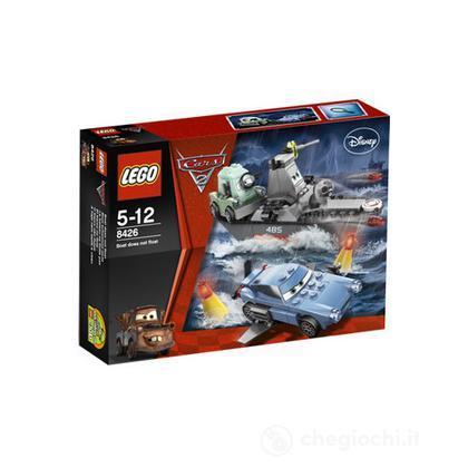 LEGO Cars - Fuga sul mare (8426)