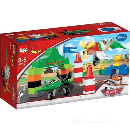 La gara aerea di Ripslinger - Lego Duplo Planes (10510)