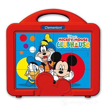 La Casa di Topolino Baby Cubes 6 pezzi (41344)