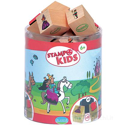 Stampo Kids - Principesse