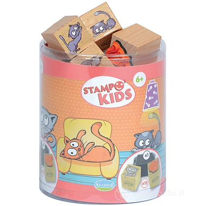 Stampo Kids - Gatti