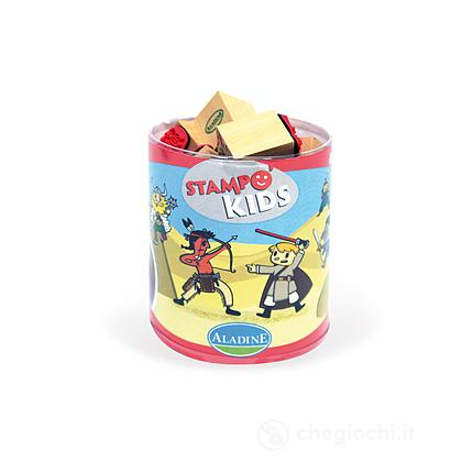Stampo Kids - Guerrieri