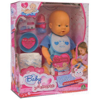 Baby Amore - Pipì Popò Sederino Rosso