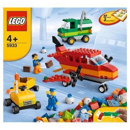LEGO Mattoncini - Set di costruzione aeroporto (5933)