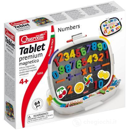Tablet Premium Numbers (5353)
