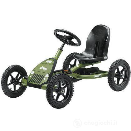 Kart a pedali Jeep Junior