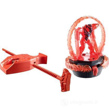 Dredd - Max Steel Turbo Combattenti Deluxe Small (Y1401)