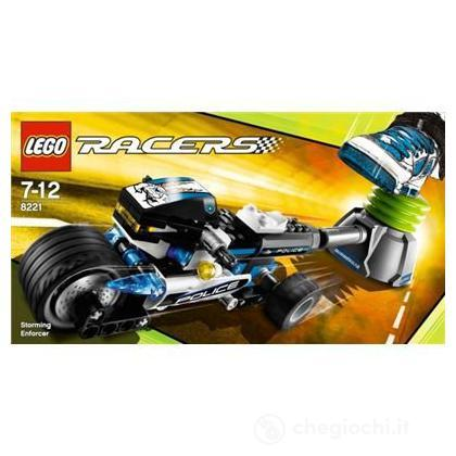 LEGO Racers Power Racers - Il Bulldog (8221)