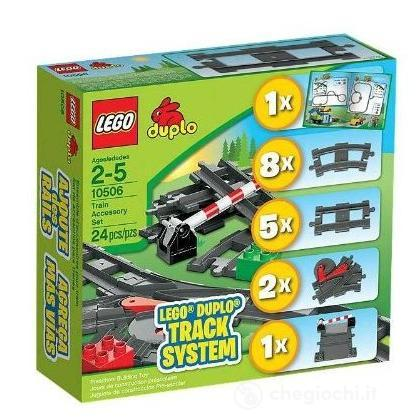 LEGO Duplo - Set Accessori Ferrovia (10506)