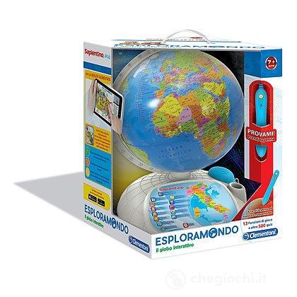 Esploramondo Globo Elettronico mappamondo (13356)