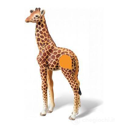 Cucciolo di Giraffa Tiptoi figurine animali - MEDIUM (00359)