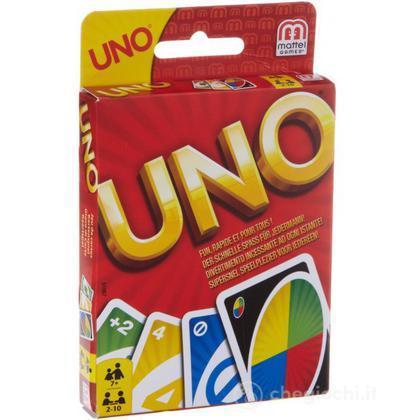 Carte UNO (BGY49)