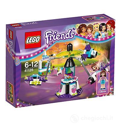 La giostra spaziale del parco divertimenti - Lego Friends (41128)