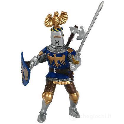 Cavaliere pennacchio blu (39362)
